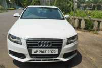 AudiA6 on rent in Hyderabad, India