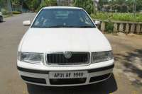 Skoda on rent in Hyderabad, India