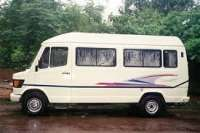 Tempo Traveller 12 Seater on rent in Hyderabad, India