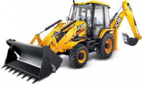 JCB on rent in Hyderabad, India
