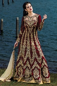 Gowns Online, Rent Party Wear Gowns, Christian Wedding Gowns in Maharani Bagh, New Delhi on rent in Delhi, India