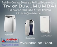 Try or Buy on rent in Mumbai, India