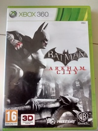 Batman arkham city game on rent on rent in Mumbai, India