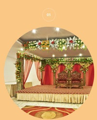 Radha Palace Banquet Halls in Moti Nagar Chowk, Near Delhi on rent in Delhi, India