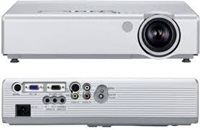 projector and screen for rent  at hyderabad on rent in Hyderabad, India