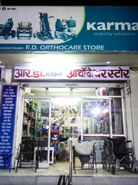 Walker on rent-R.D.Medicose in Jaipur on rent in Jaipur, India