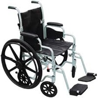 Wheelchair for patient use on rent in jaipur on rent in Jaipur, India