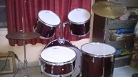 JAZZ DRUMS  FOR RENT @ HYDERABAD, INDIA CELL 7396134001 on rent in Hyderabad, India
