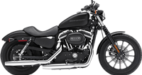 Harley Davidson 750 twin on Rent in Mumbai on rent in Mumbai, India