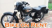 Bike on Rent in Amritsar on rent in Other-City, India
