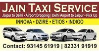 taxi in jaipur delhi on rent in Delhi, India