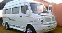 Tempo traveller for rent on rent in Chennai, India