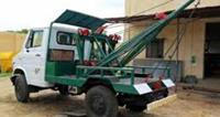 Towing Recovery Crane for rent at puthencruz Kochi on rent in Kochi, India
