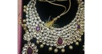 Jewellery on rent on rent in Delhi, India