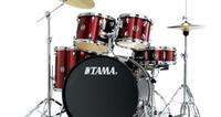 Tama drumkit with zildjian cymbals for rent in Jaiipur on rent in Jaipur, India