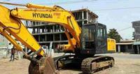 Hyundai 210 lch  On Rent in Bengaluru on rent in Bangalore, India