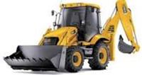 JCB Backhoe loader available for rent or lease on rent in Faridabad, India