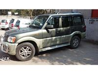 MahindrA Scorpio vlx 1st owner 2012 Nov New condition Pune on rent in Pune, India