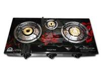 Surya 3 Burners Automatic Glass Top Gas Cooktop for rent in  Ahmedabad Ahmedabad on rent in Ahmedabad, India