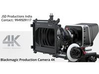 Blackmagic Design Production Camera 4K on Rent in Hyderabad Hyderabad on rent in Hyderabad, India