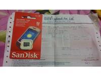 original sealed 32 gb memord card Kolkata on rent in Kolkata, India
