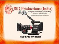 RED Epic and RED Scarlet on Rent - Cinema Camera on Rent Hyderabad on rent in Hyderabad, India