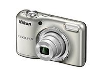 Nikon Coolpix L31 16.1MP Digital Camera (Silver) for rent in jaipur Jaipur on rent in Jaipur, India