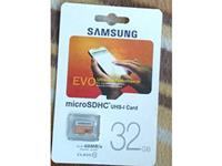 Samsung Memory card evo class 32 gb Haridwar on rent in Haridwar, India