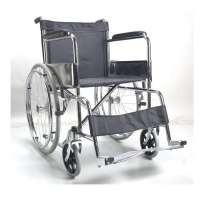 Folding Wheel Chair On Rent on rent in Gurgaon, India