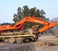Hyundai Excavator, Tata Excavator, Rock Breaker on rent in Pauri, India