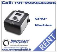 C-PAP Machine On Rent - Innerpeace on rent in Indore, India