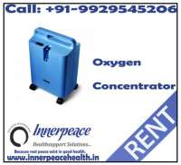 Oxygen Concentrator on Rent - Innerpeace on rent in Indore, India