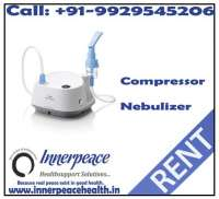 Nebulizer Machine On Rent - Innerpeace on rent in Indore, India
