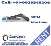 Continuous passive motion (CPM) on Rent - Innerpea on rent in Indore, India