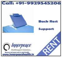 Back Rest Support On Rent - Innerpeace on rent in Indore, India