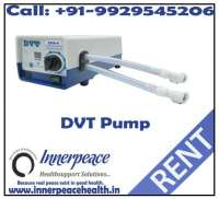 DVT Pump on Rent - Innerpeace on rent in Indore, India