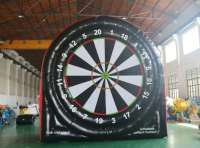 Inflatable dart football on rent in Bangalore, India