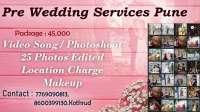 Pre Wedding Services Pune  Pre wedding shoot locat on rent in Pune, India
