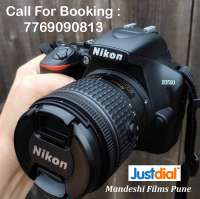 Canon 1500D/ Nikon D3500 DSLR Camera On Rent Pune on rent in Pune, India