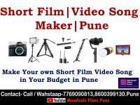 Short Film Maker Pune Video Album Song Making Pune on rent in Pune, India