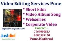 Video Editing Services Pune Short Film Editing Pun on rent in Pune, India